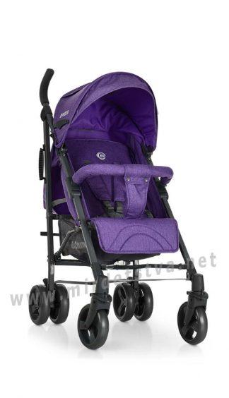 Коляска прогулочная детская EL CAMINO ME 1029 Breeze Violet