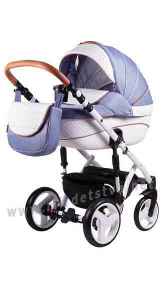 Коляска прогулочная для малыша Adamex Prince X-10