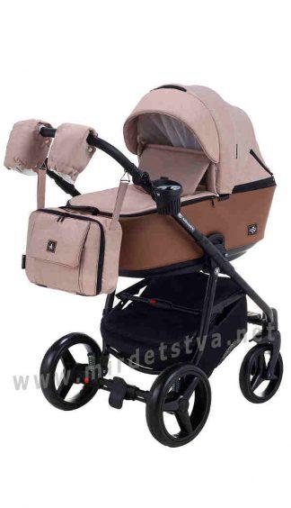 Легкая прогулочная коляска Adamex 2в1 Barcelona BR208