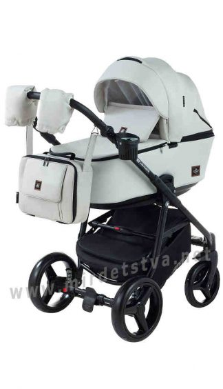 Легкая прогулочная коляска Adamex Barcelona BR243