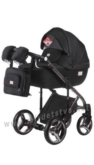 Легкая прогулочная коляска Adamex Luciano Polar Y86