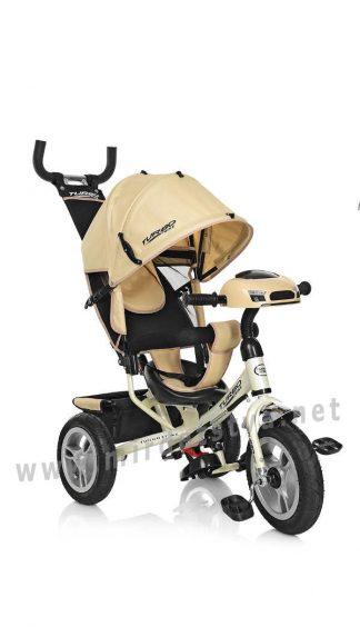 Музыкальная коляска Turbo Trike M 3115-7HA трехколесная