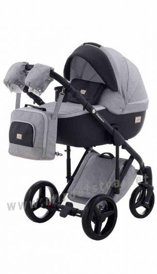 Прогулочная коляска детская Adamex Luciano CR205
