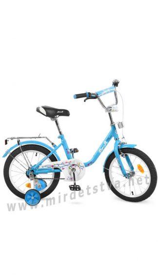 Велосипед 16 дюймов Profi L1684 двухколесный