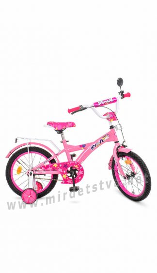 Велосипед 18 дюймов для девочки Profi T1861