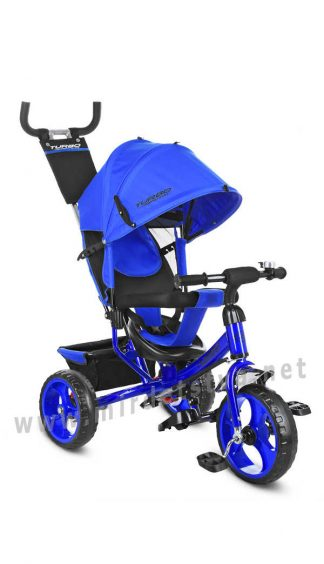 Велосипед детский Turbo Trike M 3113-14 трехколесный