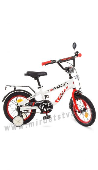 Велосипед детский двухколесный 14 дюймов Profi T14154