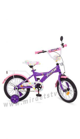 Велосипед детский двухколесный Profi 14 дюймов T1463