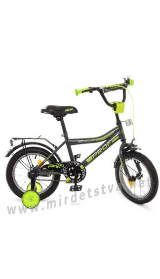 Велосипед детский двухколесный Profi 14 дюймов Y14108