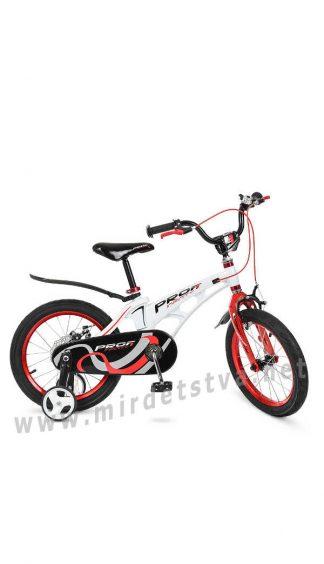 Велосипед детский от 5 лет Profi 18 дюймов LMG18202