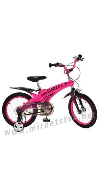 Велосипед для девочки 16 дюймов Profi LMG16126