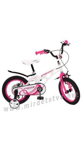Велосипед для девочки Profi 14 дюймов LMG14204