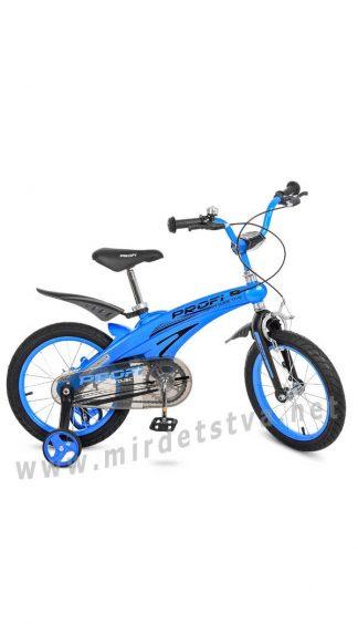 Велосипед для мальчика 5 лет Profi LMG16125 16 дюймов