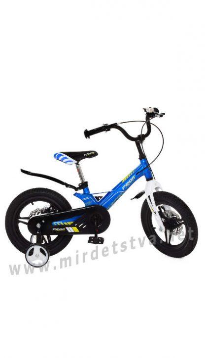 Велосипед для мальчика Profi 14 дюймов LMG14231