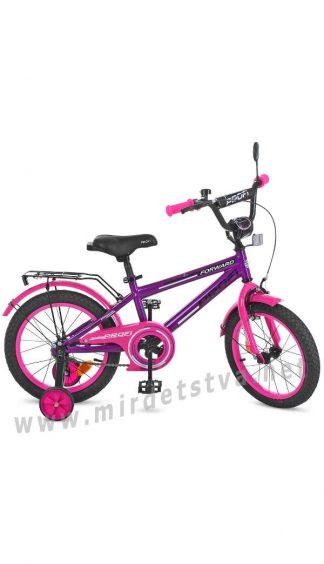 Велосипед для ребенка 4 лет Profi 14 дюймов T1477