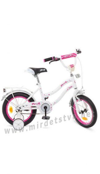 Велосипед двухколесный 12 дюймов Profi Y1294 для девочки