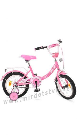 Велосипед двухколесный Profi 14 дюймов Y1411
