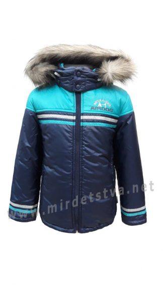 Зимняя куртка Бемби КТ108 для мальчика