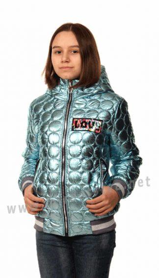Демисезонная куртка для девочки Nestta Bomber