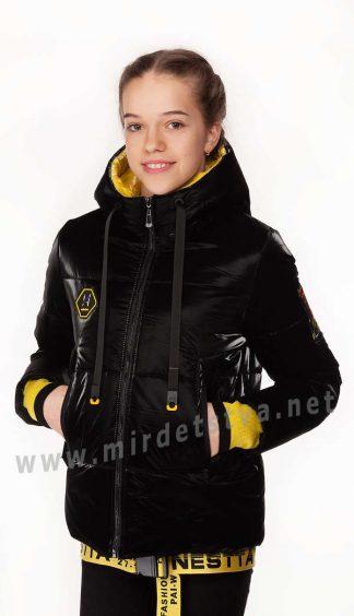 Демисезонная куртка с подтяжками Nestta Vanesa