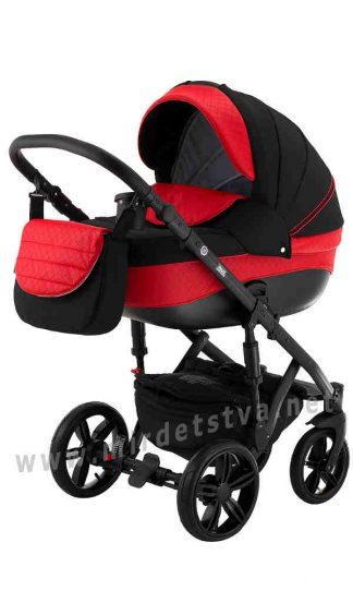 Детская коляска прогулочная 2в1 Adamex Prince X-26