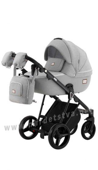 Детская прогулочная коляска 2в1 Adamex Mimi Y56