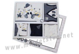 Детский комплект Miniworld 916397 для мальчика