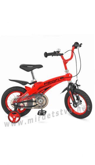 Детский велосипед 12 дюймов Profi LMG12123