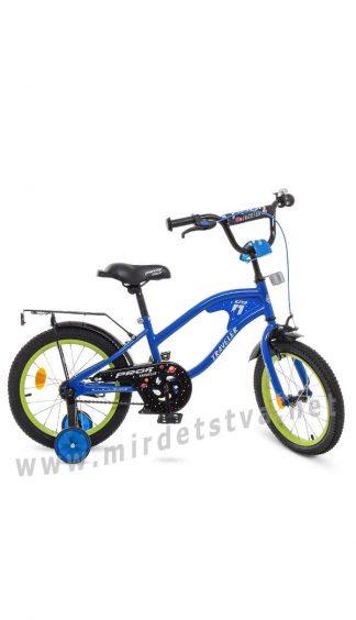 Детский велосипед 2 колесный Profi Y16182 16 дюймов