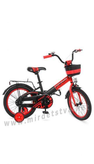 Детский велосипед двухколесный 16 дюймов Profi W16115-5