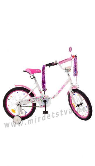 Двухколесный велосипед 18 дюймов Profi Y1885