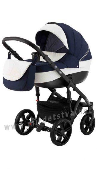 Коляска детская для прогулок Adamex Prince X-34 2в1