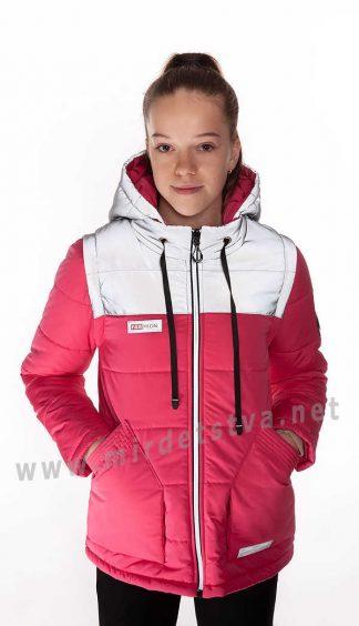 Куртка-жилет для девочки Nestta Nikol деми