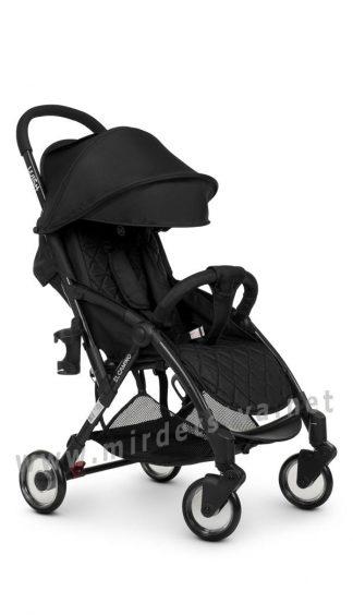Легкая прогулочная коляска EL CAMINO ME 1058 Wish black