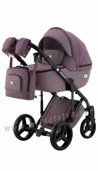 Прогулочная детская коляска Adamex 2в1 Luciano CR224