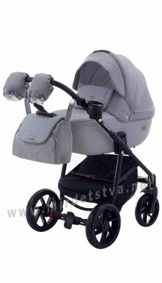 Прогулочная коляска Adamex 2в1 Hybryd Plus BR204