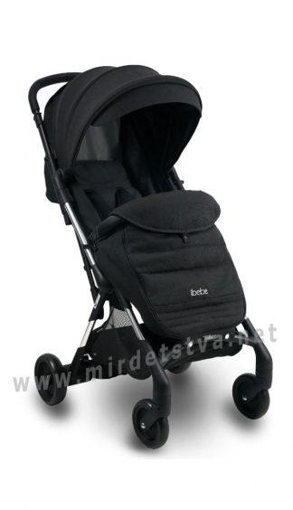 Прогулочная коляска книжка Ibebe i-stop Mini Mi1 black