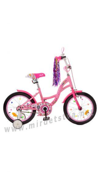 Велосипед детский 18 дюймов Profi Y1821-1