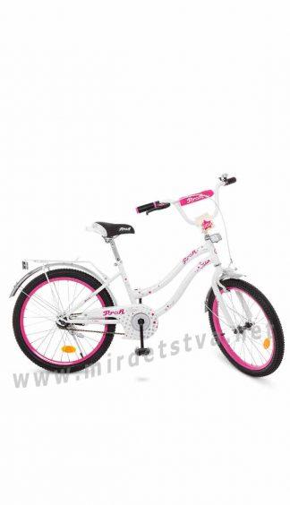 Велосипед для девочки 20 дюймов Profi Y2094