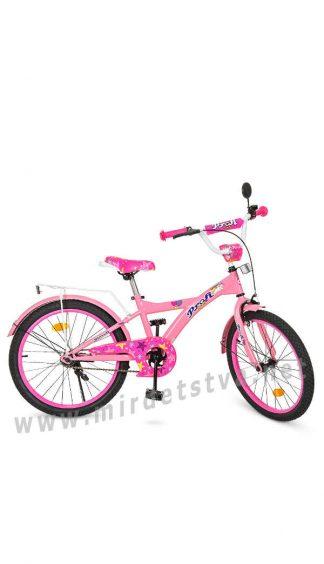 Велосипед для девочки Profi T2061 20 дюймов