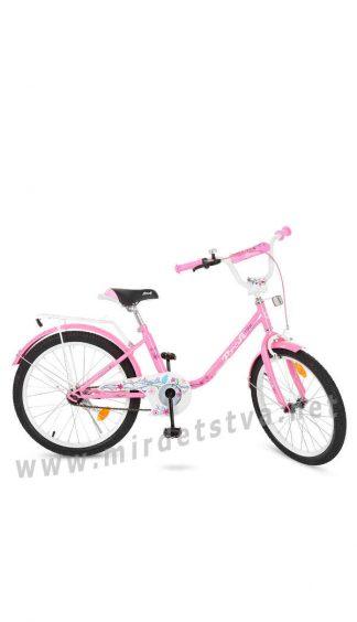 Велосипед для девочки Profi Y2081 20 дюймов