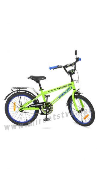 Велосипед для мальчика 6 лет 20 дюймов Profi T2072