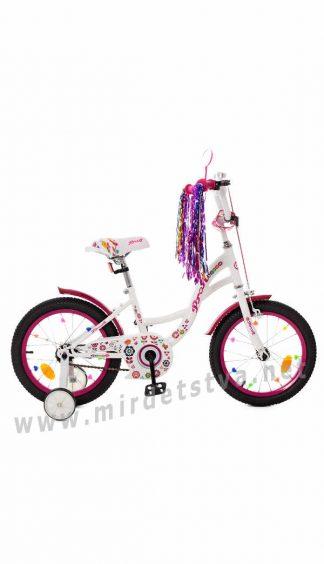Велосипед на 5 лет девочке Profi 18 дюймов Y1825