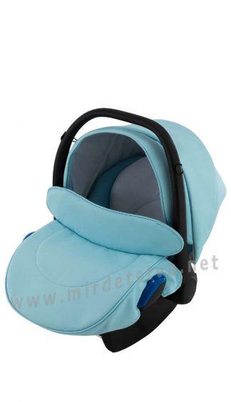 Автокресло для малышей Adamex Kite NR217 кожа