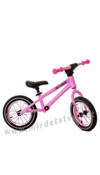 Беговел для девочки Profi Kids M5451A-4 12 дюймов