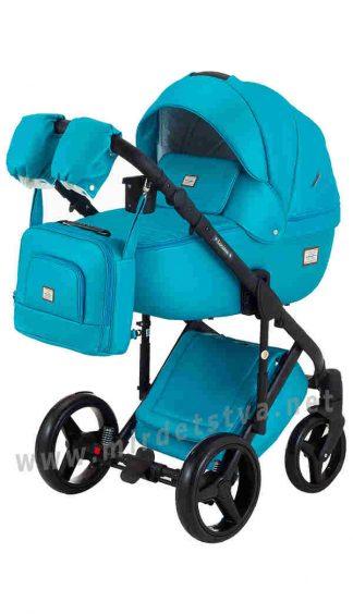 Детская коляска для прогулок Adamex Luciano Q119