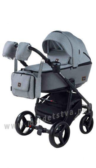 Коляска детская Adamex 2в1 Barcelona BR260/CZ