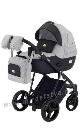 Коляска детская прогулочная Adamex 2в1 Mimi CR205