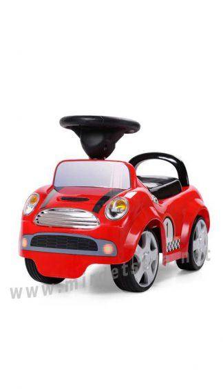Красная машинка толокар Bambi HZ 536-3