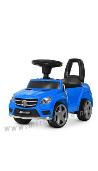 Машинка толокар для мальчика Bambi M 4232-4